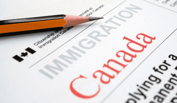 Bureau des visas au Canada