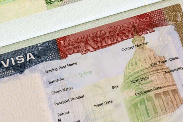 Visa E-1 pour les États-Unis